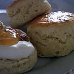recette Scones à l'Anglaise