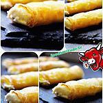 recette Cigare au Fromage : à la vache qui rit.