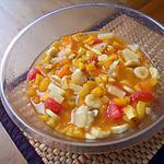 recette Salade de fruits frais exotiques