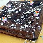 recette Brownies italien au mascarpone et aux amandes
