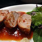 recette Filets de porc à la Marie-Jue