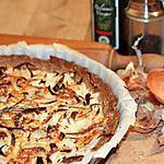 recette Tarte légère à l'oignon, au romarin et au piment d'Espelette