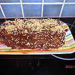 recette charlotte à la banane et au chocolat (du livre marmiton)