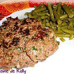 recette Steak à la Lignac