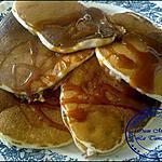 """recette Pancake de """"Nigella Lawson"""""""