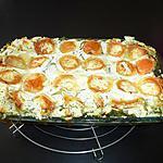 recette lasagne chévre épignads