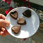 recette Petits chocolats hyper rapides au MO