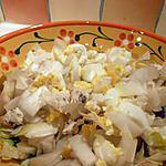 recette salade du soir version hiver