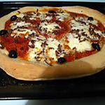 recette pizza Millénium