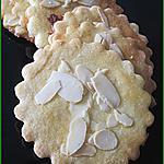 recette Biscuits amandes presque comme des tuiles !
