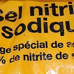 recette Comment faire une palette ou ..... 1/2 sel ou sel.....  et fumée la viande maison