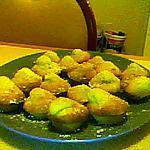 recette Madeleine aux bananes