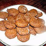 recette Biscuits secs aux amandes sans farine