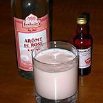 recette DOUCEUR ROSE