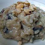 recette risotto boeuf champignon