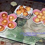 recette PETITS BISCUITS MOELLEUX A LA FLEUR D' ORANGER CLIN D' OEIL A CHOUPETTE TWO
