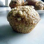 recette Muffins spéculoos, éclats d'amande