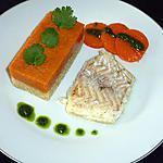 recette Dos de cabillaud a la courge butternut,quinoa