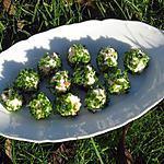 recette Boulettes de surimi au carré frais