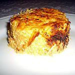 recette GRATIN DE CAROTTES ET POMMES DE TERRE