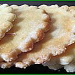 recette Biscuits amandes-citron
