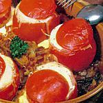 recette Tomates au petit lard