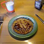 recette pancake au sirop d'érable