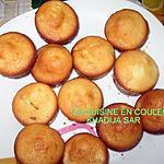recette Mini-muffins yaourt ananas