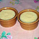 recette Mousse blanche à l'orange