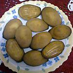 recette madeleine