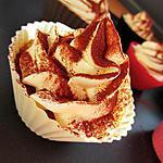 recette Cupcake façon Tiramisu