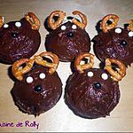 recette Cupcakes rennes de Noël