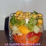 recette Verrine fraîcheur