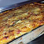 recette Moussaka à l'Italienne