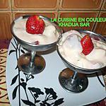 recette Coupes de fraises