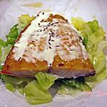 recette Papillote de chou au haddock, crème aillée