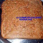 recette Gâteau au yaourt,à l`ananas et  au chocolat