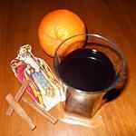 recette VIN CHAUD DE LA SAINT NICOLAS