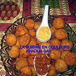 recette Croquettes de crevettes