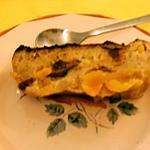 recette PUDDING aux ABRICOTS  et PRUNEAUX