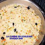 recette SALADE DE RIZ(1 ére version)