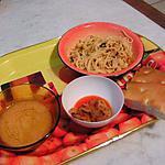 recette Spaghettis de dernière minute