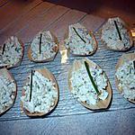 recette verrine fraîcheur de chou-fleur