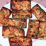 recette Bouchées poireau et saumon fumé