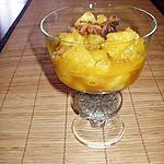 recette Ananas poêlé aux épices