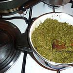 recette Mataba (recette de Mayotte)