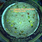 recette Salade de riz(2 éme version)