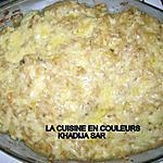 recette gratin d'oeufs sauce mornay