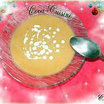 Soupe de panais rôtis