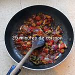 recette pour Souimanga et les femmes pressées: sauce spaghettis ou légumes